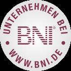 Mitglied bei BNI - Unternehmernetzwerk Bremen