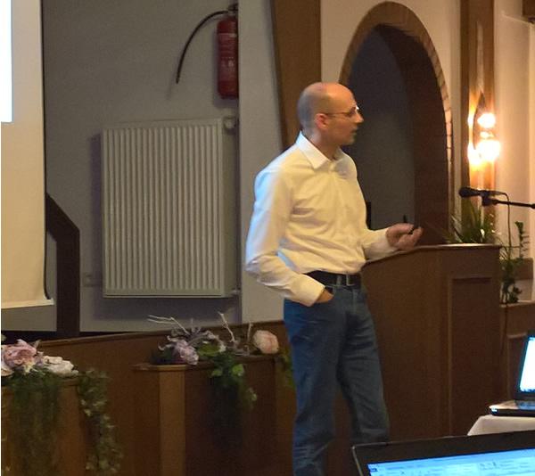 Vortrag Cybercrime & Datenschutz, Datenschutzbeauftragter Haye Hösel